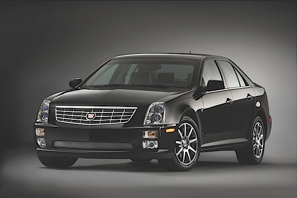 2006 cadillac sts problems magnetic ride control and more publicscrutiny Image collections