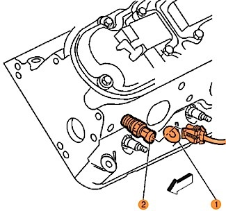 Chevy Cobalt Knock Sensor Location on toyota knock sensor wiring diagram