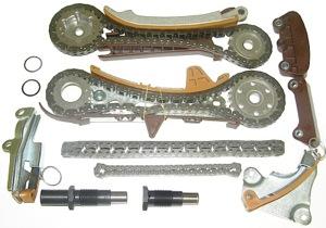 Ford 4 0l V6 Engine Explorer Sohc Timing Chain