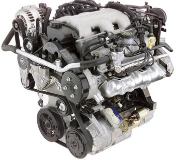 Servicing The Gm 3 1l V6 Engine Underhoodservice