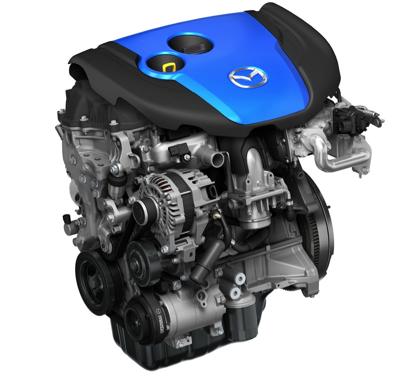 Mazda's SKYACTIV Technology