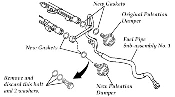 Tech Tip: Lexus Fuel Injector 'Ticking' Noise