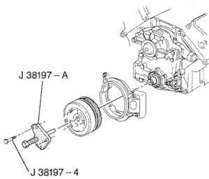 gm 3800 series ii engine servicing, repairs ac compressor clutch diagram 3800 engine diagram #5