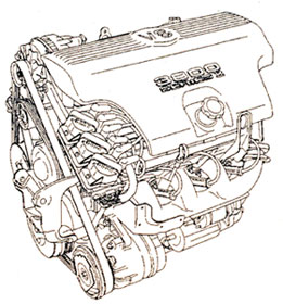 GM 3800 Series II Engine: Servicing, Repairs