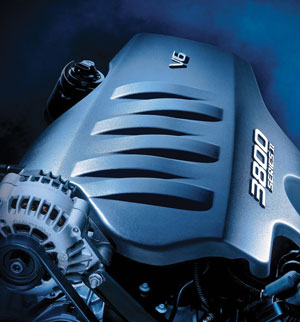 GM 3800 Series II Engine: Servicing, Repairs