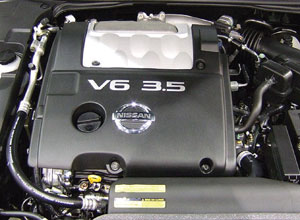 tech feature: cooling system and water pump service for the nissan 3 5l v6