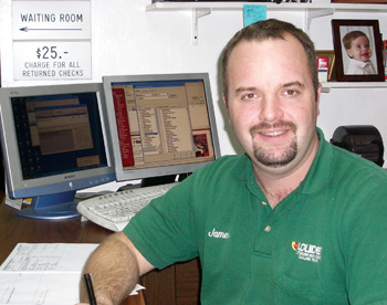 james moir has been a valuable team member for 15 years. steve and james are currently working on james' buy-out package.