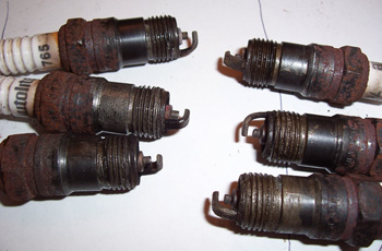when there's a misfire code for a specific cylinder, always remove and inspect the spark plug.