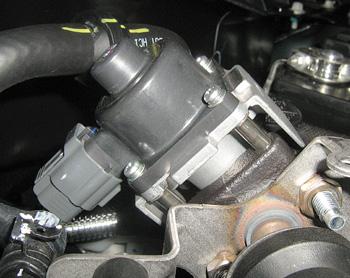 Egrvalvej on 2005 Ford Escape Water Pump Diagram