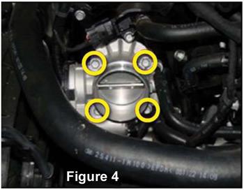 Tech Tip: Kia Throttle Body Cleaning