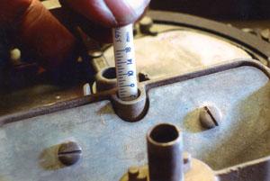 Quadrajet carburetor troubleshooting